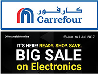 Carrefour Promo Email Blast
