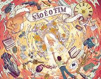 CD cover - Não é o Fim