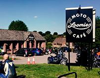 Loomies Moto Café brand