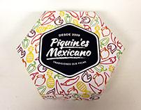 PIQUIN'ES MEXICANO (Rediseño)