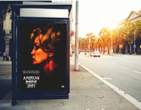 FX American Horror Story Poster - Constance