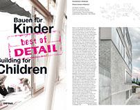 Edition Detail 05/2016 - Bauen für Kinder