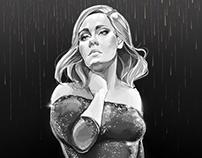 "Adele - ""Set fire to the rain"""