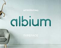 Albium Font
