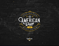 Vintage Logo Design | American Royal Tea