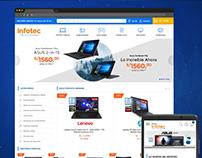 Web Design Infotec