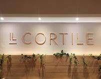 Il Cortile.
