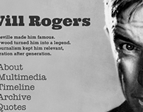 Will Rogers Tulsa World Project