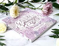 Flowerscape: A Botanical Coloring Book
