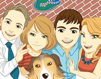 Family Portrait / Humberto Perez