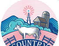 Country Milk Packaging