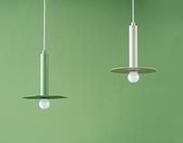 PLATE LAMP