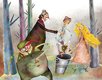 Children's Book Illustration