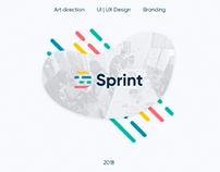 Designsprint.paris - Rebranding