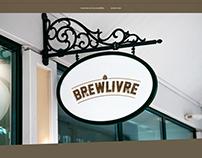 brewlivre | branding + marketplace