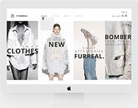 StonedBoa - Web Design