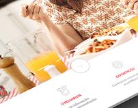 Redesign Website Frisa