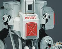 NASA Robot Concept