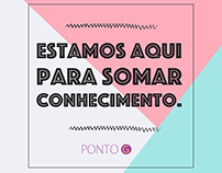 Ponto G Project - Online
