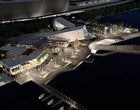 Design Thesis / Penang Cultural Centre