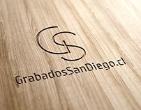 Grabados San Diego (logo)