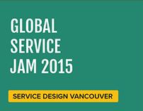 Global Service Jam Vancouver 2015 – Mood Food
