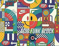 Acid Funk Block