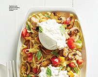 Editorial / Family Circle, Pasta