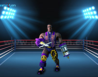 maronba character by 3d Animation Studio