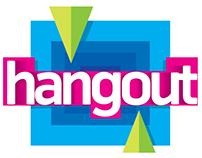 Hangout Logo Design