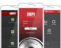 IMPI Security App - Android