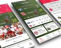 Houston Cougars Football App