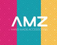 AMZ accessories brand Identity