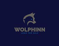 Wolf Dolphin Logo