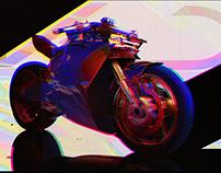 K/DA Bike concept (Axis Studio)