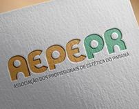 Logo Associação de Profissionais de Estética do Paraná