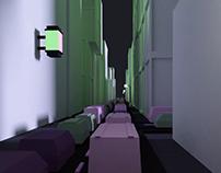 Modern Dystopia: Blender 3D