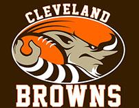 Cleveland Browns Concept Logos