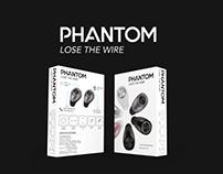 Phantom: Packaging