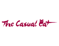 The Casual Cat Logo
