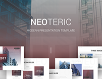 Neoteric Modern Presentation Template
