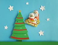 KINDER SORPRESA - Christmas gif