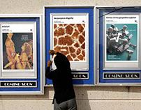 KNAP theatre posters
