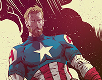Avengers Endgame Fanarts 1-5