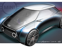 2016 MINI Vision Next 100