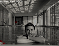 Ahmed Alaa ElDeeb Website