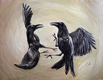 Воронье. Crow
