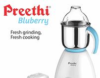 Preethi Mixie