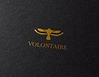 logo design l volontaire