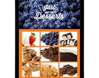Just Desserts iOS App